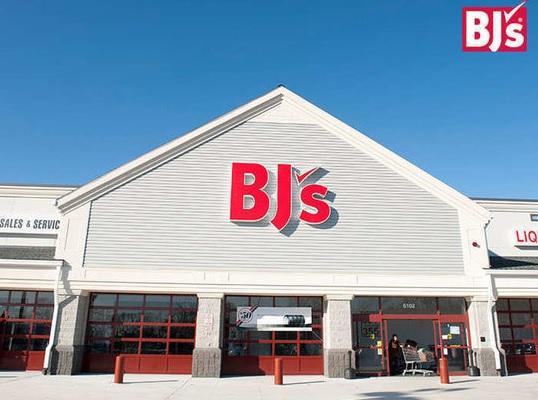 1-Year BJ's Wholesale Club Membership  $20 (New Members Only)