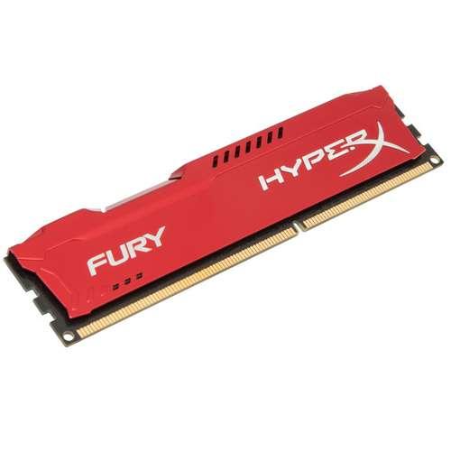 2x 4GB (1x4GB) Kingston HyperX Fury 1866 DDR3 Memory  $17.60 after $40 Rebate + S/H