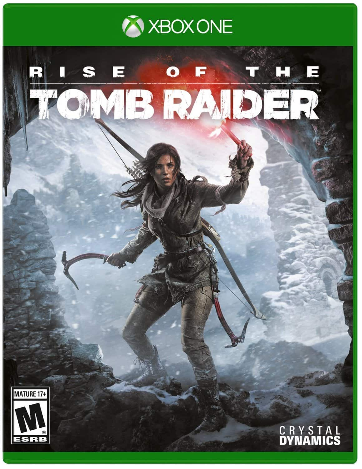 Rise of the Tomb Raider (Xbox One)  $40 + Free Shipping