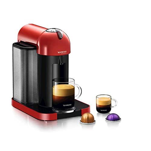 Nespresso Vertuoline Coffee and Espresso Maker $109.99 + $75 Nespresso credit (Amazon.com)