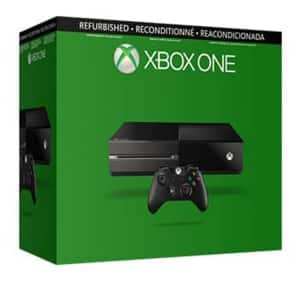 500GB Xbox One Console (Refurb) + AC: Unity w/ 1 Choice of Game  $279 & More + Free S/H