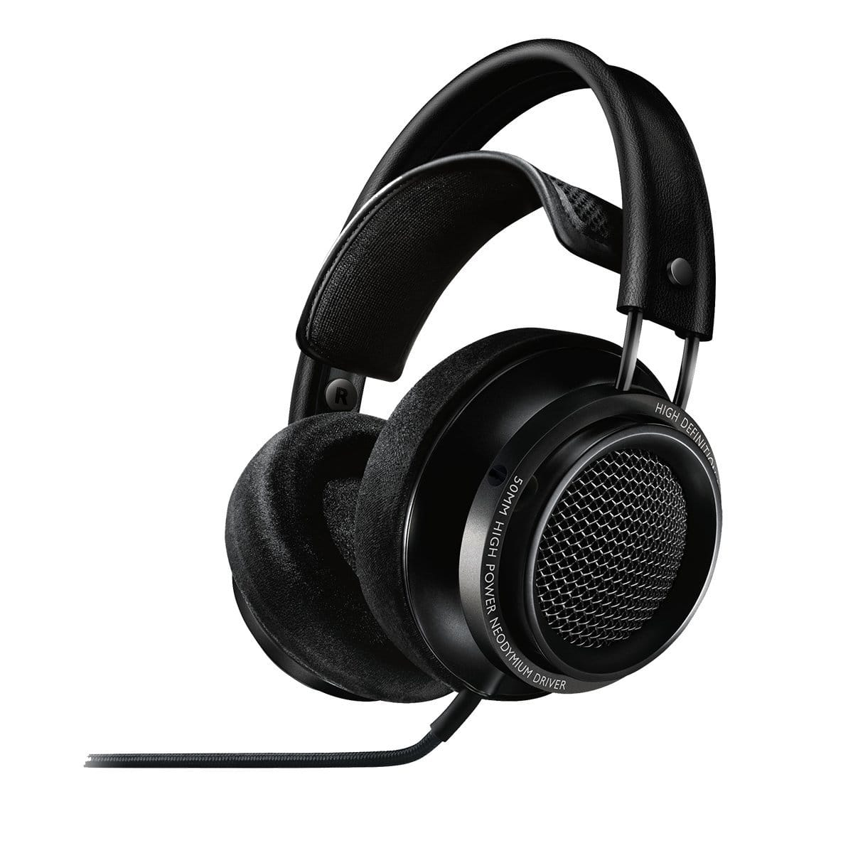 Philips X2/27 Fidelio Premium Headphones, Black for $199.99 at Amazon
