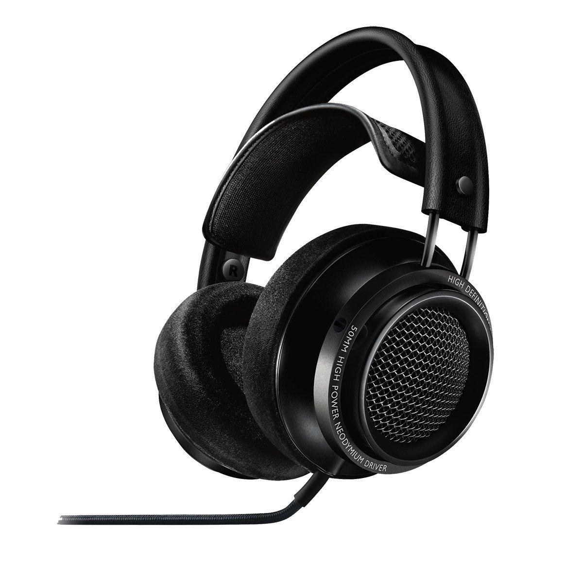 Philips X2/27 Fidelio Premium Headphones, Black for $199.99 at Amazon