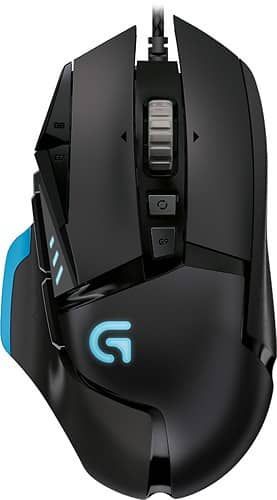 Logitech G502 Proteus Core Optical Gaming Mouse  $40 + Free S/H