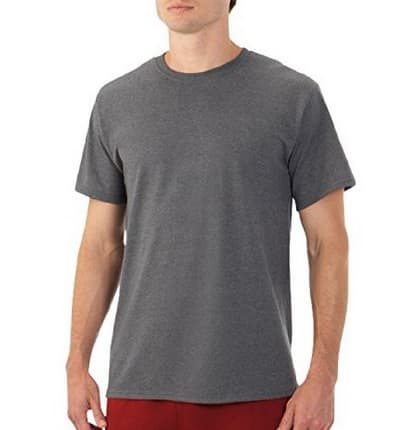 Men's Fruit of the Loom Short Sleeve T-Shirt (various colors)  Free + Free S/H