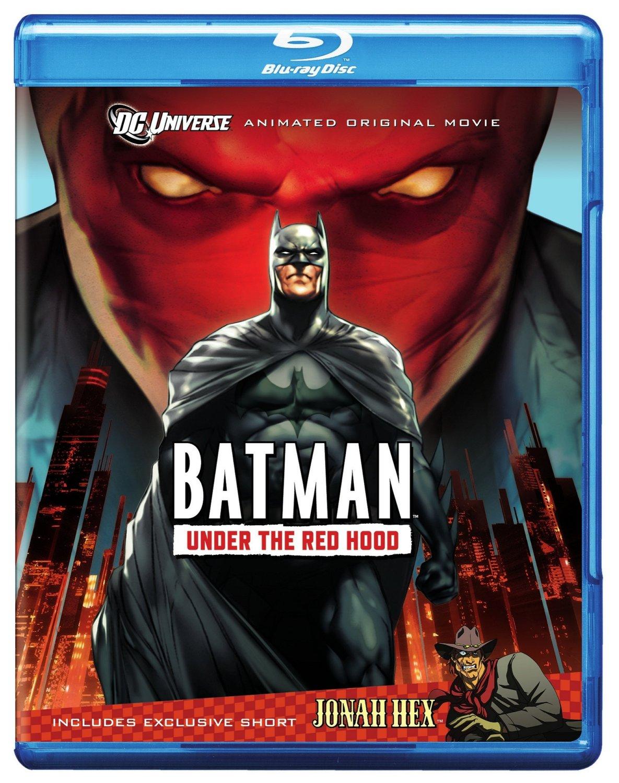 Batman: Under the Red Hood (Blu-Ray)  $9