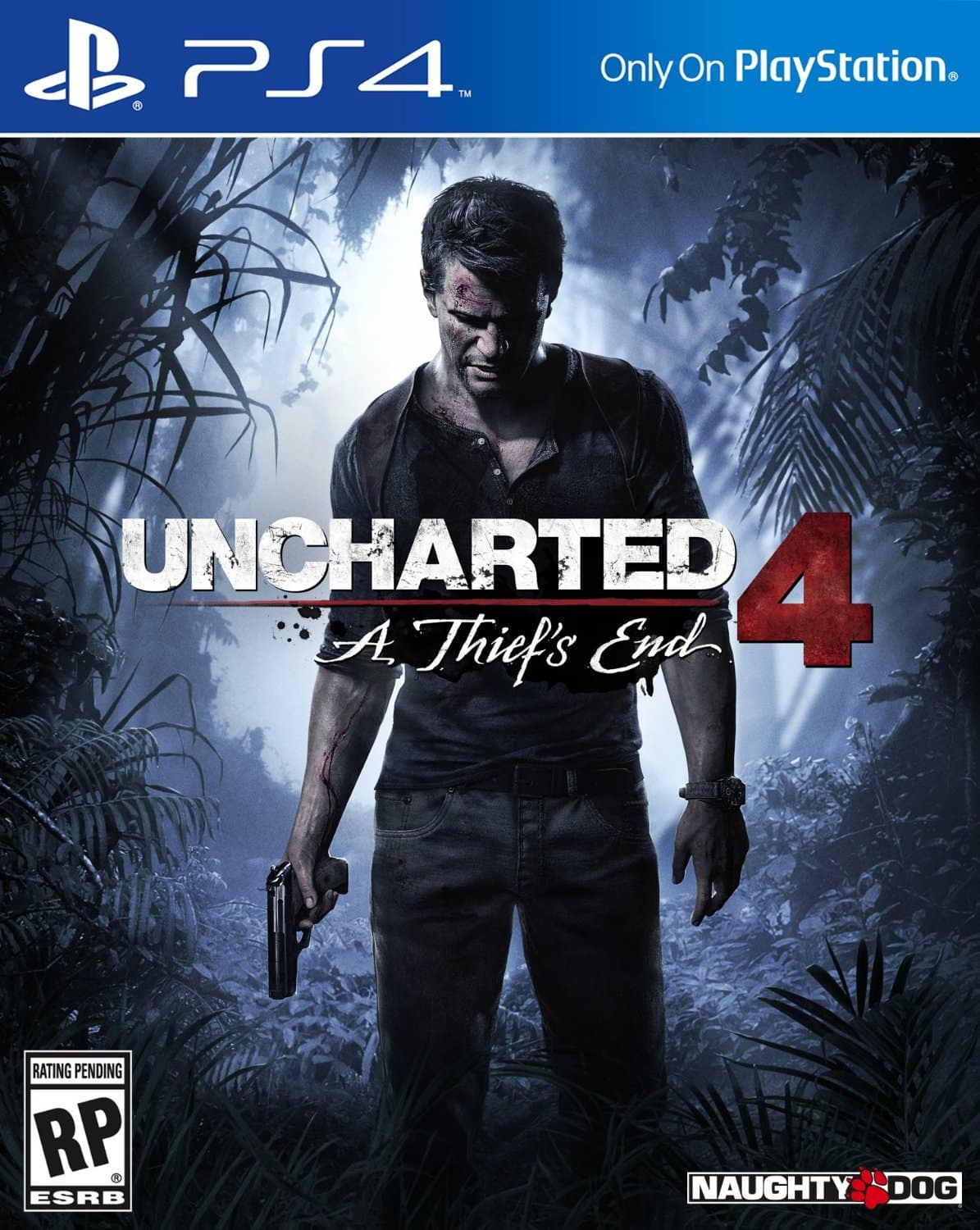 Prime Members: Video Game Pre-Orders: Uncharted 4 (PS4)  $48 & More + Free S/H