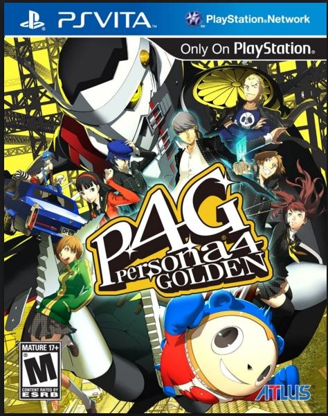 PSN Sale: Persona 4 Golden (PS Vita) or Metro Redux (PS4)  $9 & More for PSN+ Members