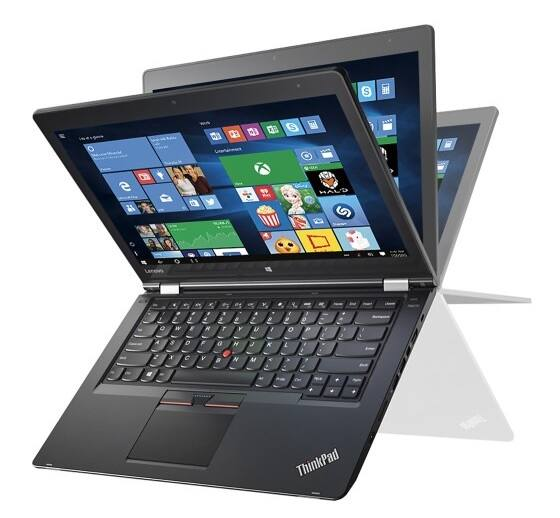 "Lenovo ThinkPad Yoga 14 2-in-1 Touchscreen Ultrabook: Intel Core i5-6200U, 14"" 1080p IPS LED, 8GB DDR3L, 256GB SSD, 2GB GT 940M, Win 10 $700 / $650 w/ edu + FS @ Best Buy / eBay"