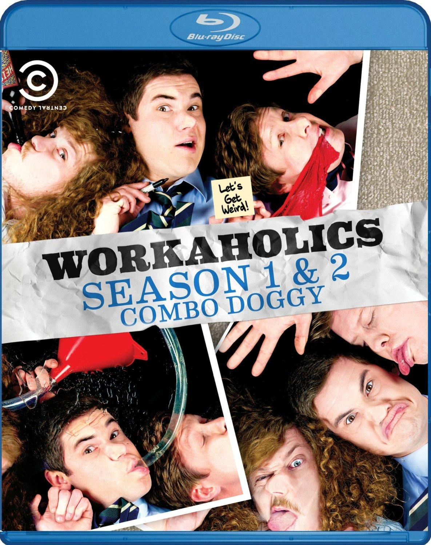 Workaholics: Seasons 1 & 2 (Blu-Ray) $12.53 + Free Shipping w/ Prime or FSSS