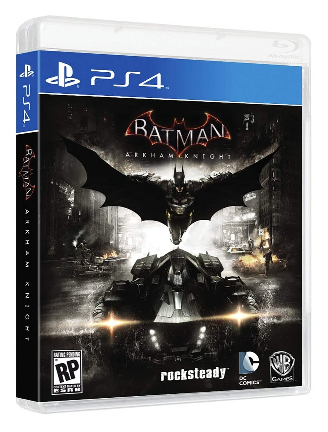 Batman Arkham Knight (PS4 or Xbox One)  $15 + Free In-Store Pickup