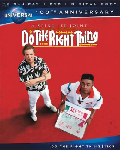Do the Right Thing (Blu-Ray/DVD/Digital Copy) or Knocked Up (Blu-Ray) $5 + Free Shipping w/ Prime or FSSS