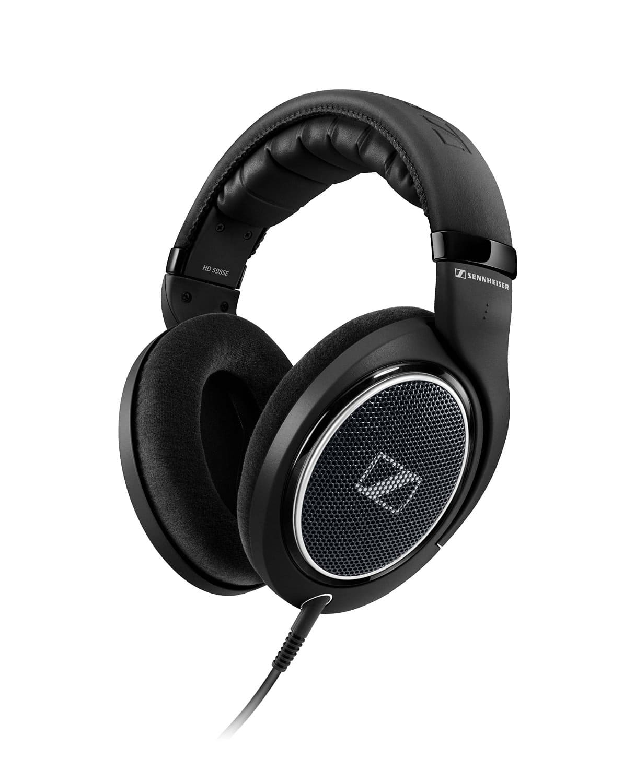Sennheiser HD 598 Special Edition Over-Ear Headphones - Black $69 USED on AMAZON