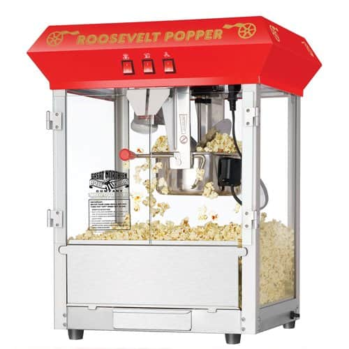 Amazon Warehouse Great Northern Popcorn Machine $65.45 (vs New for $153)