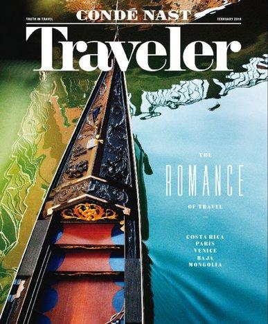 Conde Nast Traveler $4.99 per year