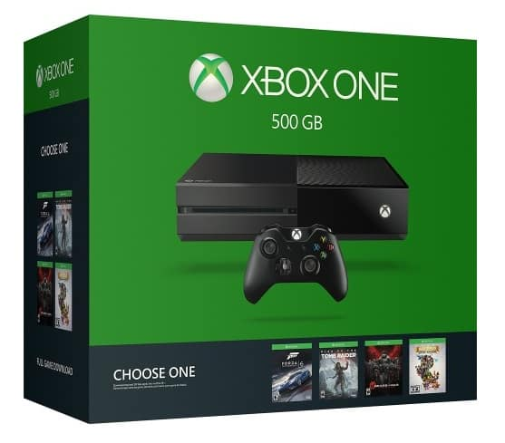 Free $100 Gift Card with Any Xbox One Console bestbuy.com