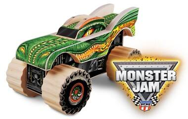 Lowe's Build & Grow Feb 27. Event: Monster Jam Featuring Dragon  Free