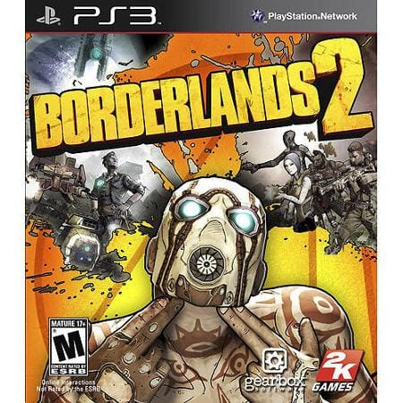 Borderlands 2 (PS3 Pre-Owned) $2 + Free In-Store Pickup