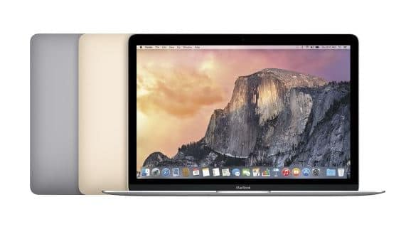 Best Buy- 2015 Apple MacBook $300 off