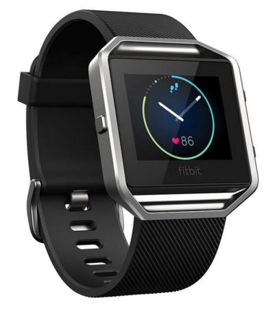 Fitbit Blaze Smart Fitness Watch + Lyrix JIVE Bluetooth Speaker  $160 + Free S/H