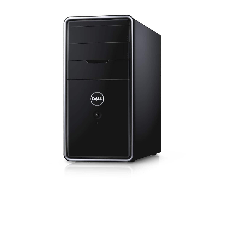 Dell Inspiron 3847 Desktop: i7-4790, 16GB DDR3, 2TB HDD, DVDRW, Win 8.1  $500 after $100 Slickdeals Rebate + Free S&H