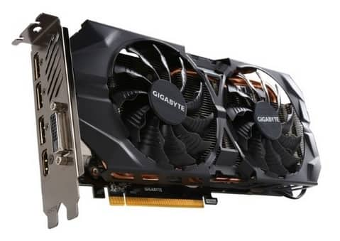 Gigabyte Radeon R9 390 GAMING 8gb OC Edition Video Card  $249 (First Time Customers)