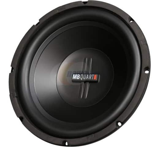 """12"""" MB Quart 400W Dual Voice Coil Subwoofer  Free after $20 Rebate + S/H"""