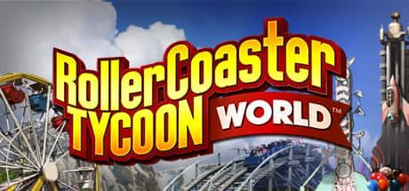 RollerCoaster Tycoon World (PC Digital Download)  $19