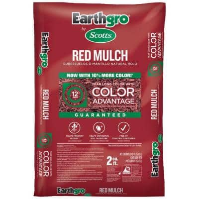 Scotts Earthgro 2 cu. ft. Mulch (Red, Brown or Black)  5 for $10 & More + Free Store Pickup