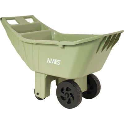Ames Lawn Cart 4 cu. ft.  $20 at Home Depot