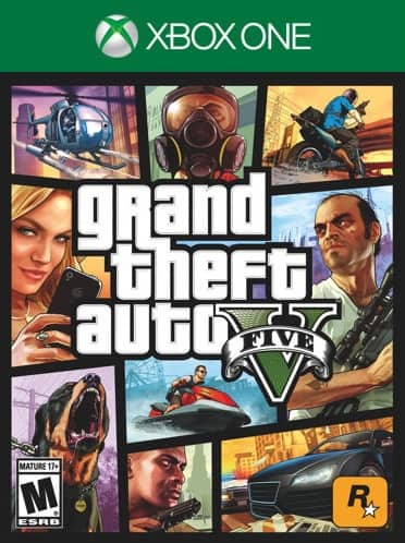 Grand Theft Auto V (Xbox One Digital Download) + DLC Add-ons  $30