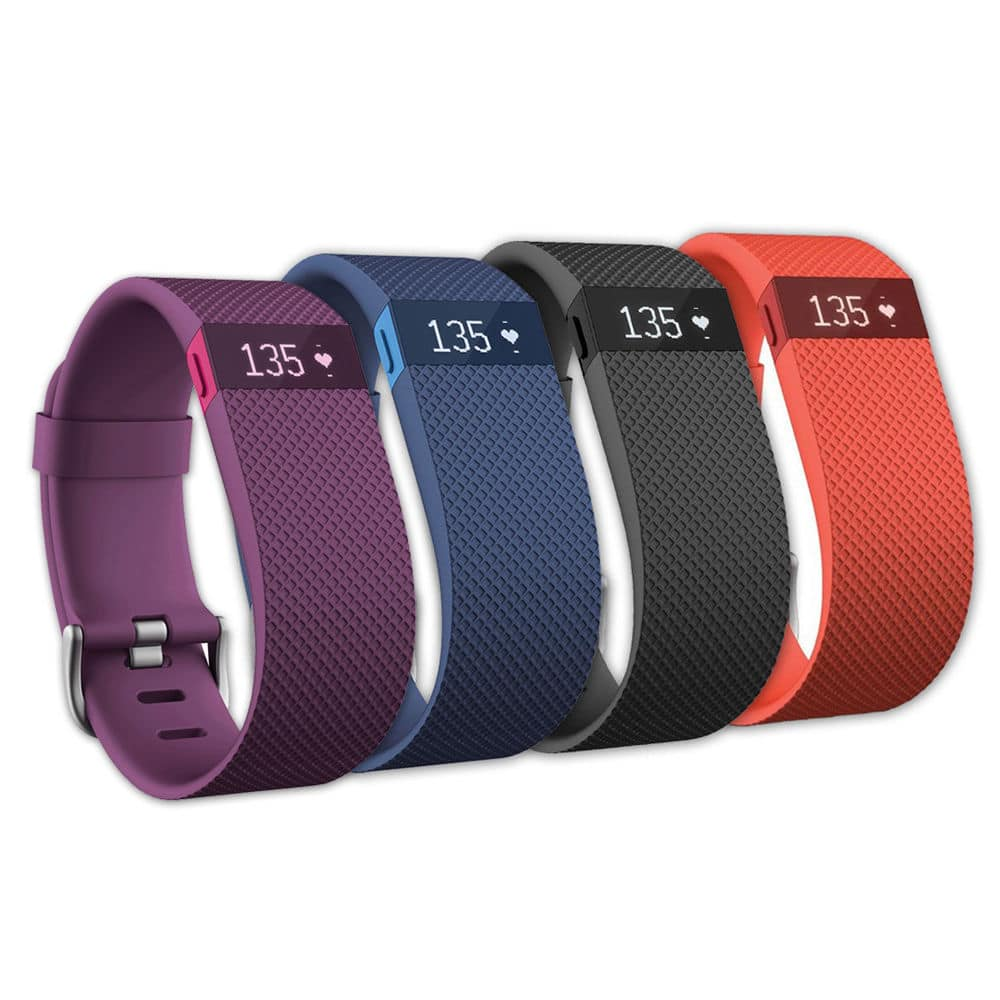 Fitbit Charge HR Activity + Sleep Wristband (Small or Large)  $100 + Free S/H