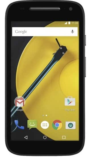 "Motorola Moto E 4.5"" AT&T 4G No-Contract Smartphone  $30 + Free In-Store Pickup"