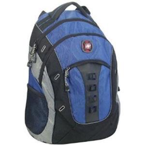Wenger SwissGear Granite Deluxe Laptop Backpack Blue/Black $30 + Free Shipping! (eBay Daily Deal)