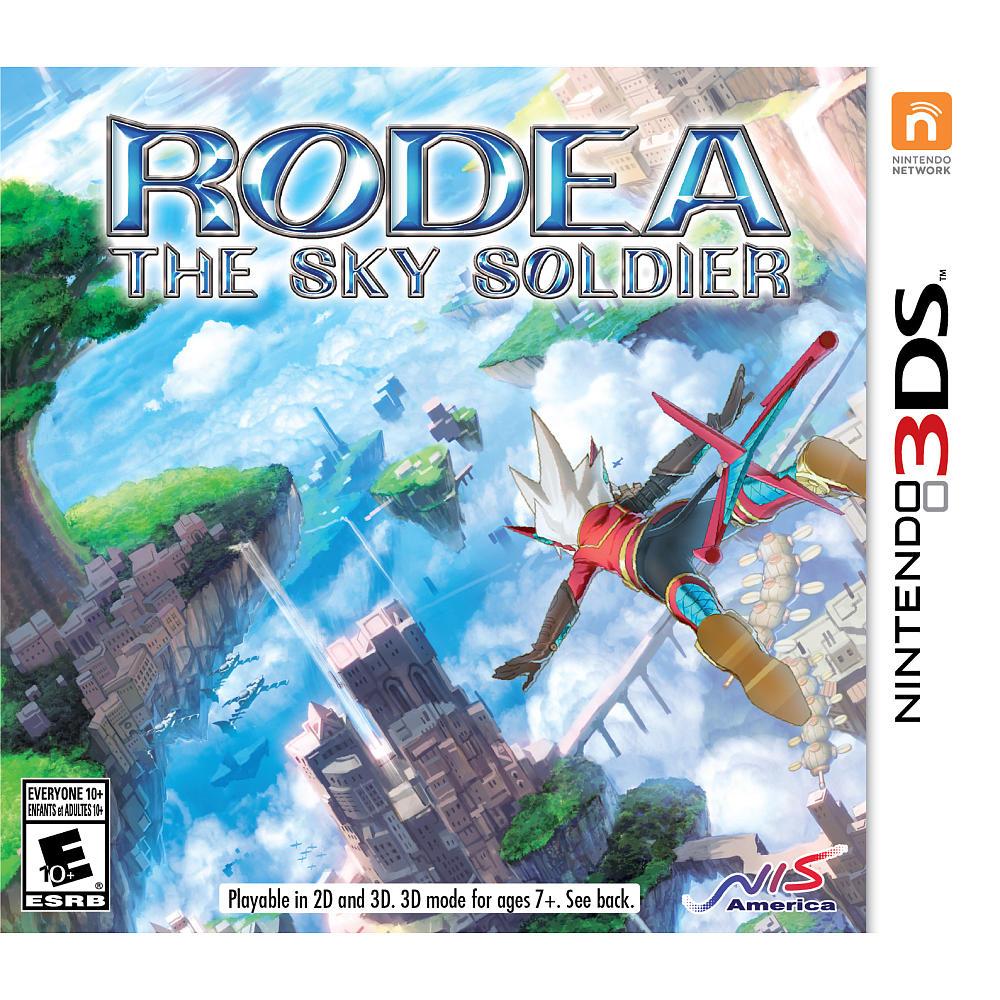 Rodea The Sky Soldier $9.99 3DS/$19.99 Wii U at TRU