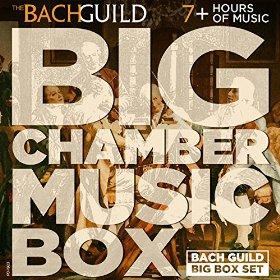 Bach Guild: Big Chamber Music Box, Volume 1 (MP3 Album Download) $0.99 ~ Amazon