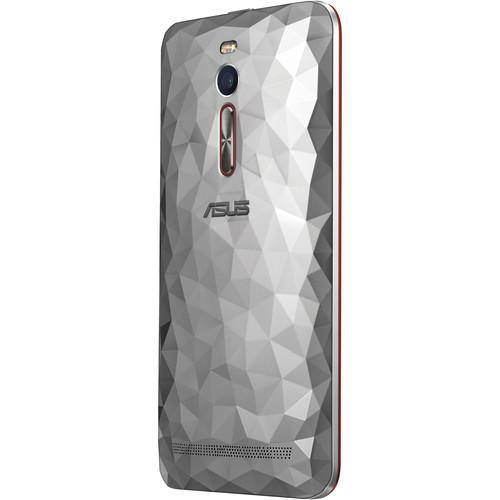 128GB ASUS ZenFone 2 Deluxe Unlocked Smartphone w/ $25 B&H GC  $375 + Free S/H