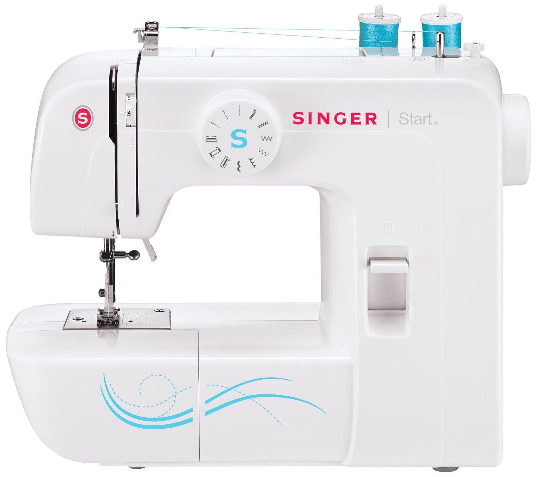 Singer 1304 BASIC Free Arm Sewing Machine 6 Stitches. Amazon $59.99. Free Ship with Prime