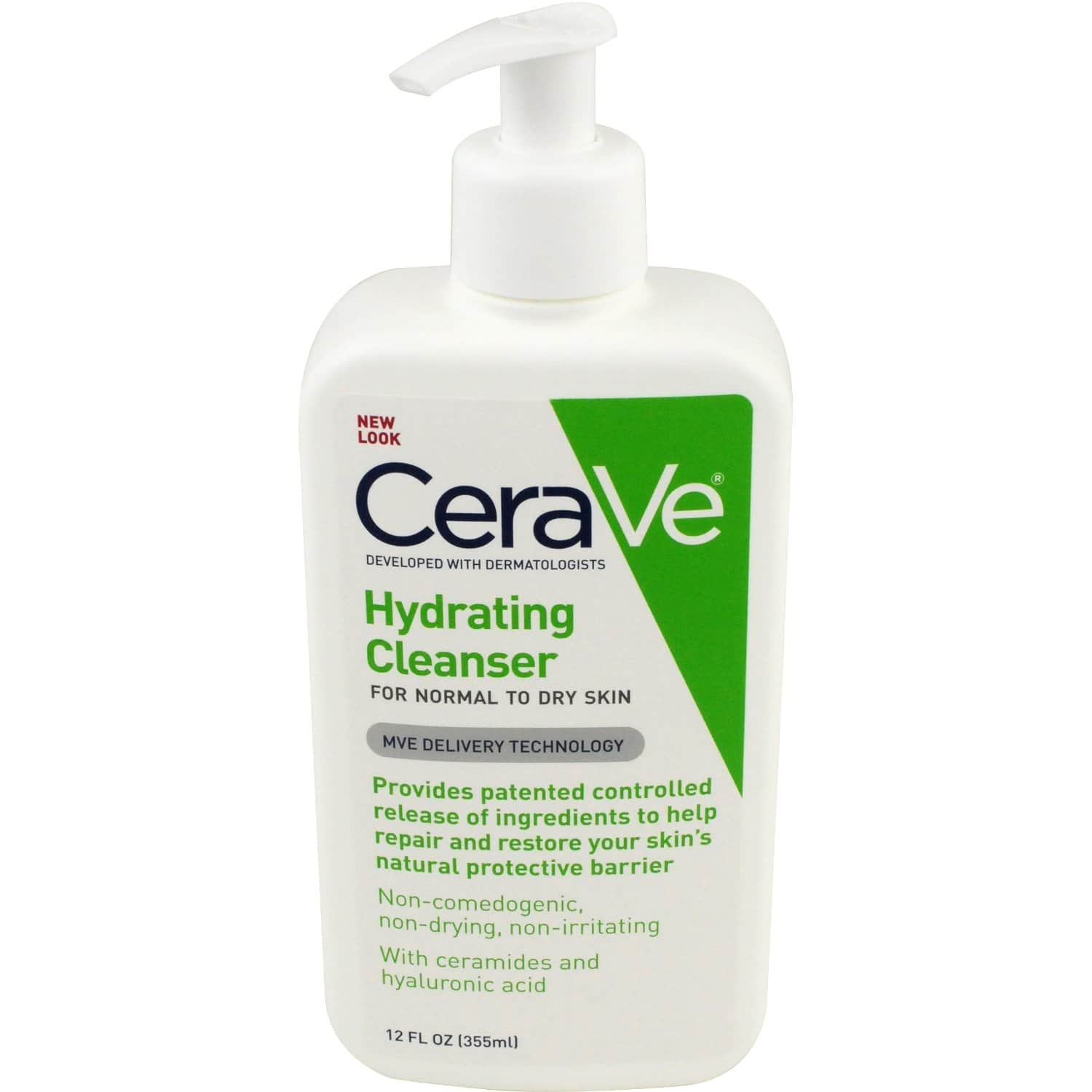 CeraVe Hydrating Cleanser 12oz Amazon $5.07 with 5 items S&S