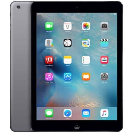 """16GB Apple iPad Air 9.7"""" Tablet w/ Retina Display (MD785LL/B)  $249 + Free In-Store Pickup"""