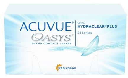 Walgreens: Acuvue Oasys Contact Lenses & More: 30% Off +  $10 Off $50 w/ VISA Checkout + Free S/H