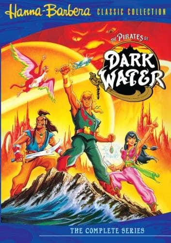 Pirates of Dark Water: The Complete Series (DVD)  $20