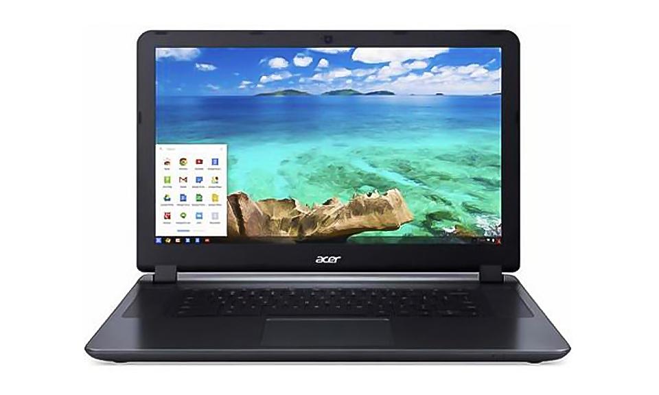 "Acer Chromebook 15.6"" (Refurbished) $103.49 AC + free shipping"