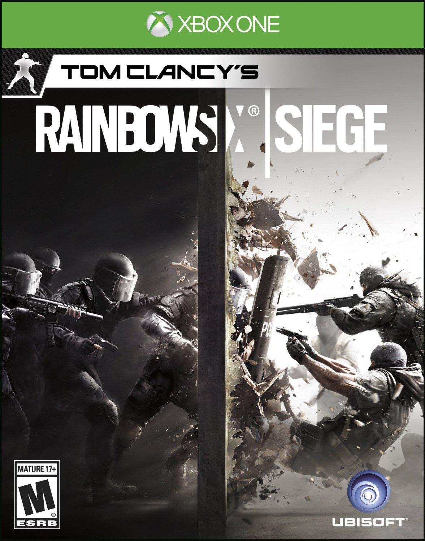Tom Clancy's Rainbow Six Siege (PS4) or (Xbox One Exclusive) w/ Rainbow Six Vegas: 1 & 2 $29.99 via Amazon