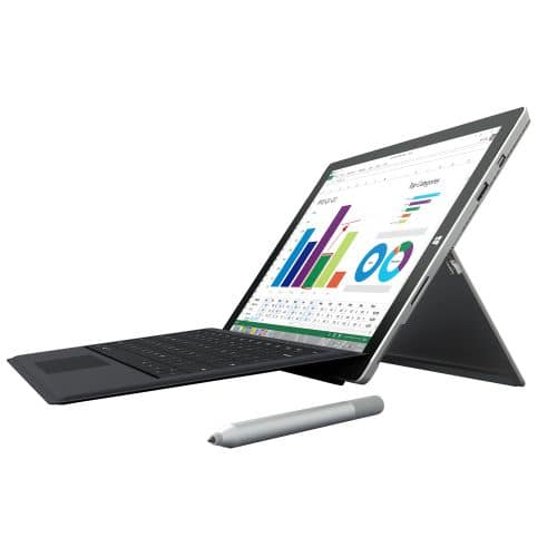 256 GB Microsoft Surface Pro 3 Tablet | Core I7 | 8 gb RAM | 256GB SSD | $999.99 +tax+ FS @ Costco