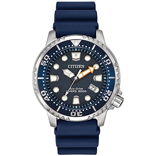 Citizen Men's Eco-Drive Promaster Diver Blue Strap Watch 42mm BN0151-09L $177 + Free Shipping at Macys.com