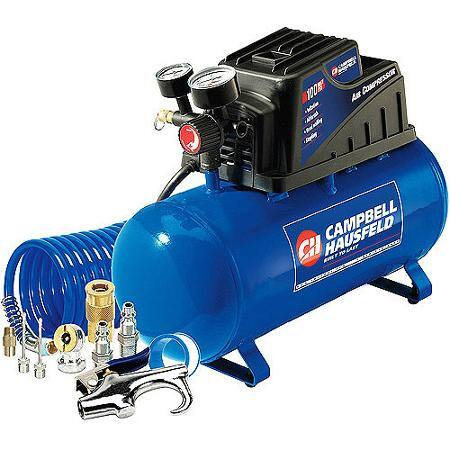 3 gallon air compressor & accessory set for $55 @ Walmart