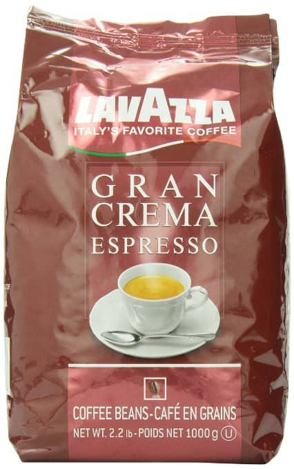 2.2-Pounds Lavazza Whole Coffee Bean (various flavors)  From $13.40 + Free S/H