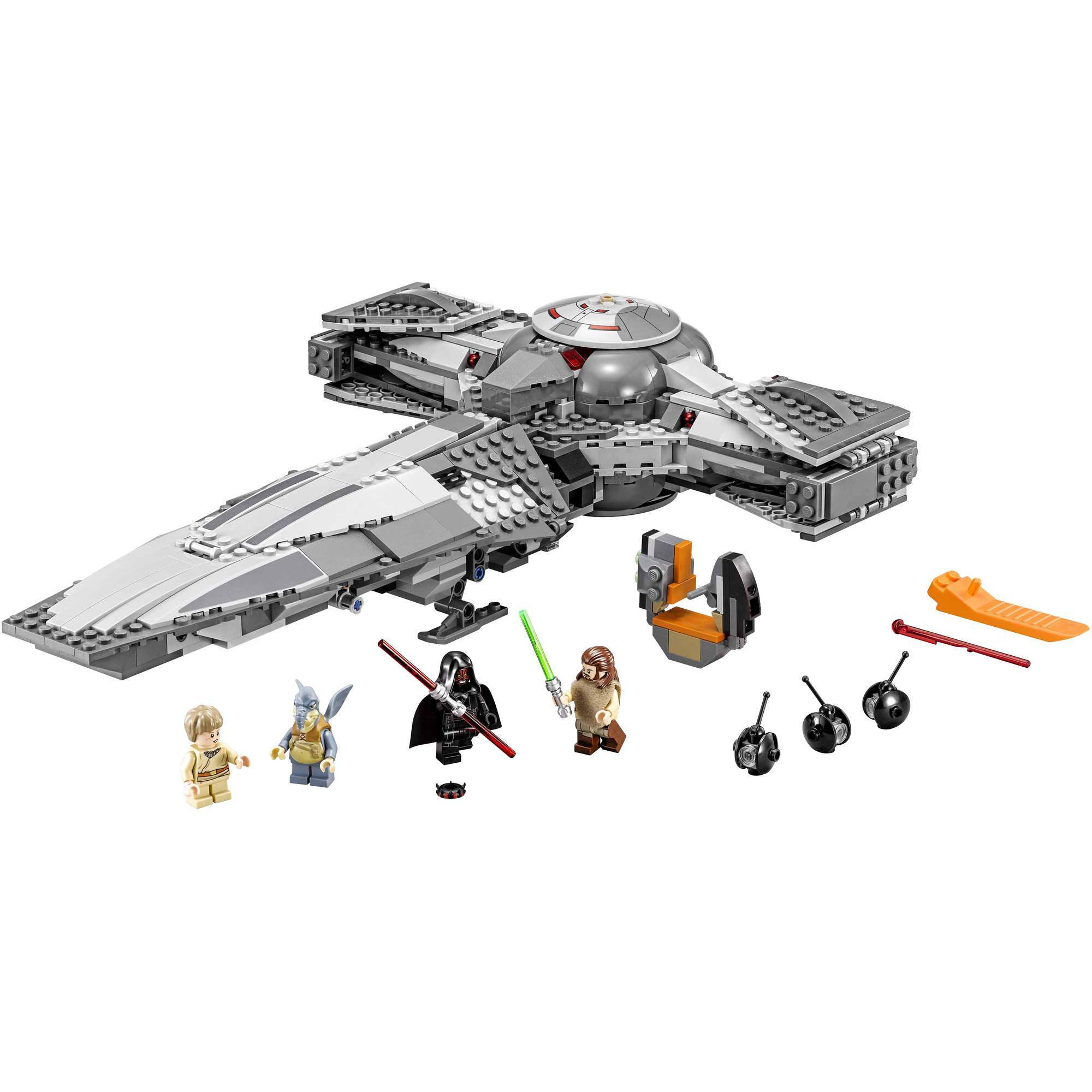 LEGO Star Wars: May The 4th Sale: Sith Infiltrator  $72 & More + Free S&H