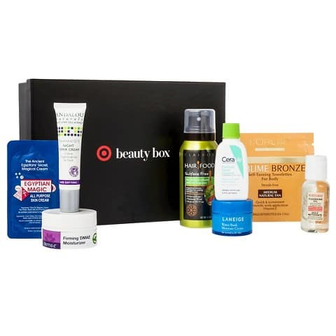 Target May  Beauty Box $10, Free Shipping